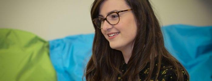 Lisa Davies, Communications Manager, PSS