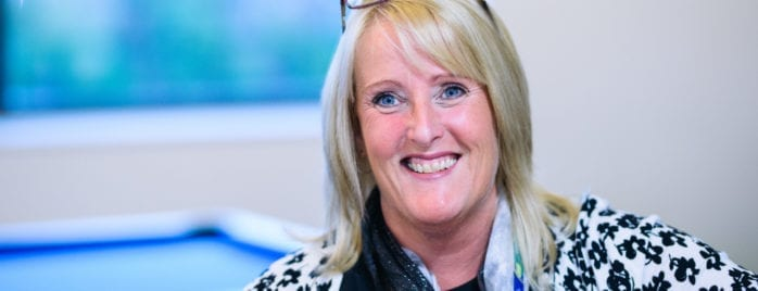 Pam Doyle, head of homes and communities at PSS